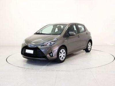 usata Toyota Yaris 1.5 Hybrid 5p Business RETROCAMERA,CLIMA AUTO