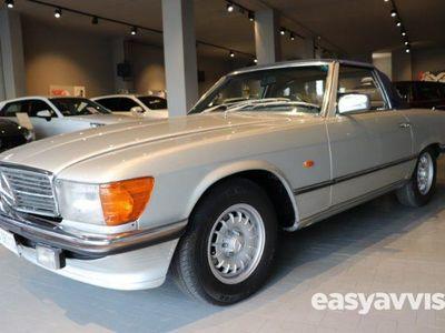second-hand Mercedes 280 sl benzina