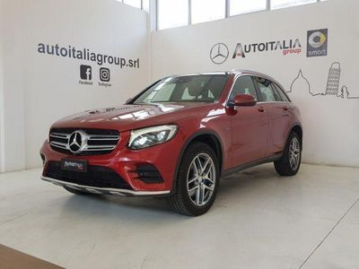 usata Mercedes GLC350 e 4Matic Premium rif. 11932421