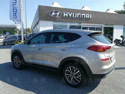 usata Hyundai Tucson 1.6 crdi Xprime 2wd 115cv