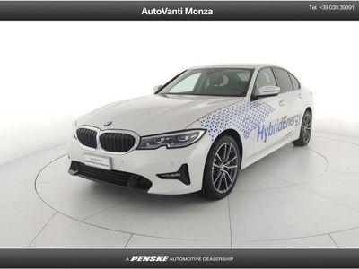 usata BMW 330e Serie 3Sport del 2019 usata a Monza