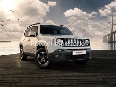 used Jeep Renegade RENEGADE1.6 Mjt 120CV M6 Dsl Limited Euro 6 MY17