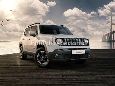 brugt Jeep Renegade RENEGADE1.6 Mjt 120CV M6 Dsl Limited Euro 6 MY17