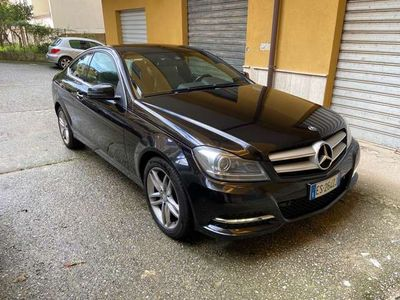 usata Mercedes C250