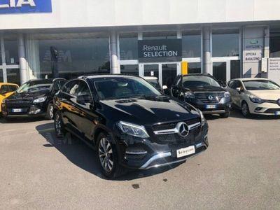 usata Mercedes 350 GLE Coupéd 4Matic Coupé Exclusive del 2016 usata a San Martino Siccomario
