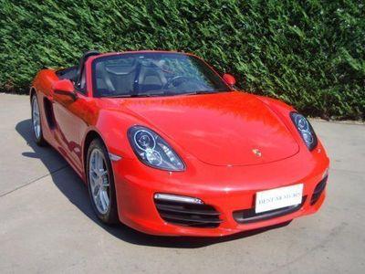 usata Porsche Boxster Boxster 2.72.7