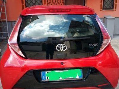 usata Toyota Aygo perfetta
