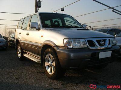 gebraucht Nissan Terrano 2.7 Tdi 5 Porte-UNICO PROPRIETARIO-7 POSTI