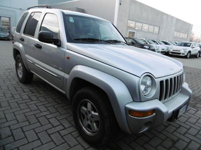 usata Jeep Cherokee 2.8 CRD Limited