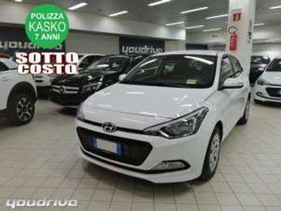 used Hyundai i20 1.2 5 porte login usato garantito benzina