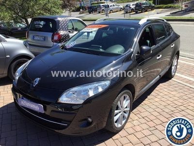 usata Renault Mégane MEGANEST 2.0 dci Luxe TomTom 150cv proactive Fap