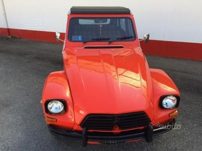 usata Citroën Dyane 6 - Anni 70