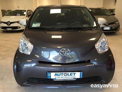 gebraucht Toyota iQ 1.0 trend cvt benzina