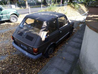 käytetty Fiat 126 - 1980