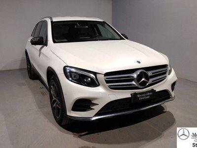 usata Mercedes GLC250 d 4Matic Premium del 2017 usata a Bologna