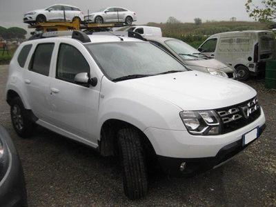 usata Dacia Duster Laureate Benz./metano Usato