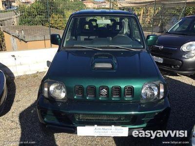 käytetty Suzuki Jimny 1.5 DDiS cat 4WD JLX Più