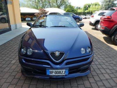usata Alfa Romeo Spider 2.0i 16V Twin Spark LUSSO STUPENDA!!!