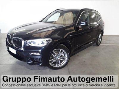 brugt BMW X3 xDrive20d Msport Aut.