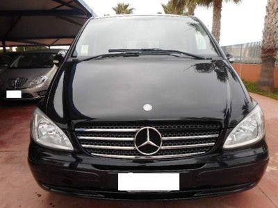 second-hand Mercedes Viano 2.2 CDI NARNIA Trend LX 08 POSTI AUTOMATIK
