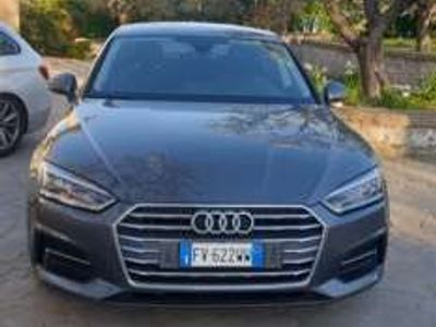 usata Audi A5 SPB 2.0 TDI 190 CV cambio automatico,navi!