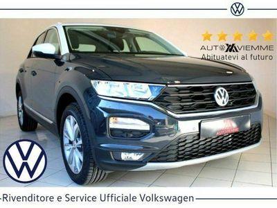 usata VW T-Roc 1.6 TDI Style 115CV