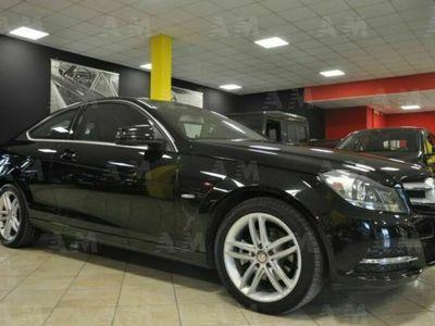usata Mercedes C220 CDI BlueEFFICIENCY COUPE ***
