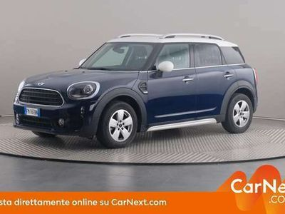 usata Mini Cooper D Countryman Business Automatica