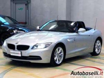 usata BMW Z4 SDRIVE23I AUTOMATICA 204CV PELLE XENO CERCHI DA 17 Benzina