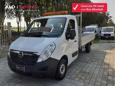 usata Opel Movano 35 2.3 CDTI L3H1 CASSONE FISSO GARANZIA 24 MESI