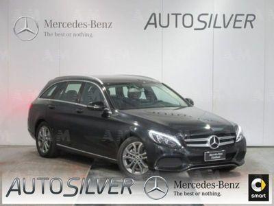 brugt Mercedes 220 Classe C Station Wagond Auto Sport del 2018 usata a Verona