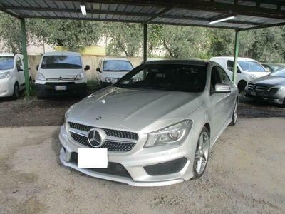 usata Mercedes CLA220 Classe CLAd 4Matic Automatic Premium