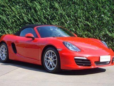 used Porsche Boxster Boxster 2.72.7
