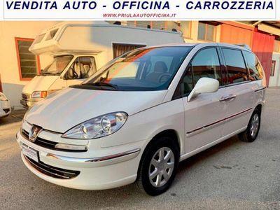 usado Peugeot 807 2.0 HDi 163CV Cambio Aut. Allure