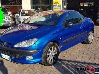 używany Peugeot 206 CC 2.0 16V rif. 10369241