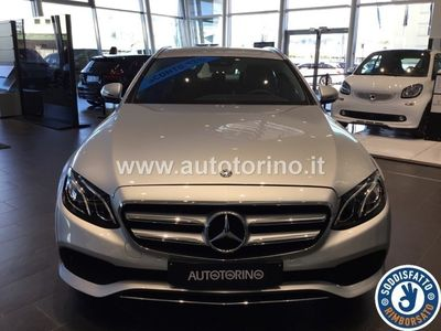 usado Mercedes E220 CLASSE E SWAuto SW BUSINESS SPORT