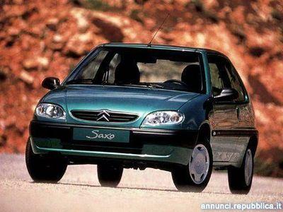 usata Citroën Saxo 1.1i cat 3 porte Elegance usato