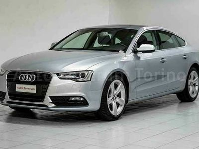 usata Audi A5 SPB 2.0 TDI 190 CV clean diesel Business Plus