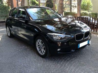usata BMW 118 D Efficient Dynamics f20