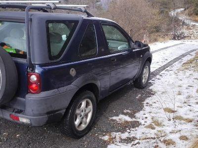 brugt Land Rover Freelander 2ª serie - 2002