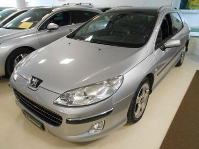 second-hand Peugeot 407 2.0 HDi SW Auto Executive