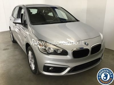 used BMW 216 Active Tourer 216 D ADVANTAGE