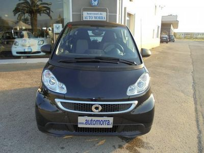 usata Smart ForTwo Coupé 800 40 kW More Black cdi n°34