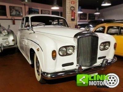 usata Bentley S3 del 1964, Cambio automatico, Impianto GPL, Aria condizionat