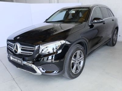used Mercedes 220 GLC - X253 DieselSport 4matic auto