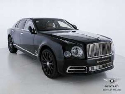 usata Bentley Mulsanne W.O. EDITION-1 of 100-(Price List 445.000?) Benzina