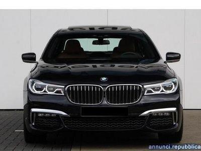 usata BMW 730L 730 d High Executive M Schio