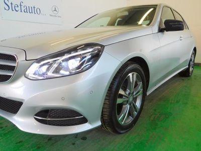 usata Mercedes E250 ClasseBlueTEC 4Matic Automatic Sport del 2015 usata a Bologna