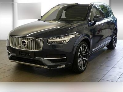 usata Volvo XC90 D5 Awd Geartronic Inscription Navi Standhzg 21 Zoll