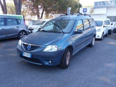 usata Dacia Logan MCV 1.6 GPL 7 posti Lauréate
